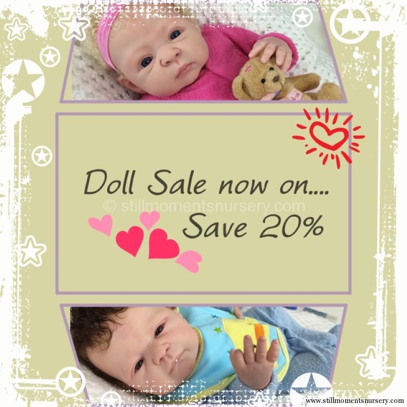 reborn baby doll sale