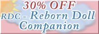 Reborn doll companion sale