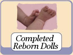 Completed Reborn Dolls