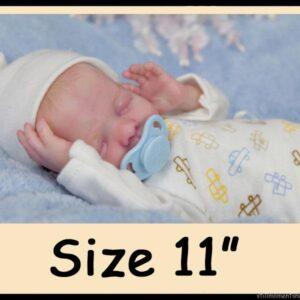Custom Order Reborn Doll Sized 11″