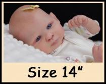 Custom Order Reborn Doll Sized 14″