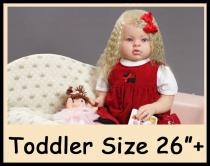 Custom Order Reborn Doll Sized Toddler